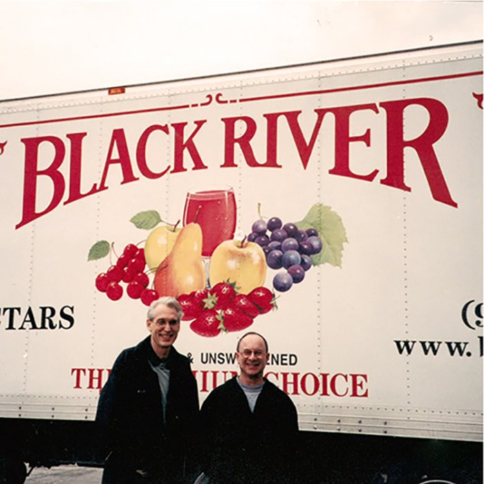 Picture of Black River Founders from 1979